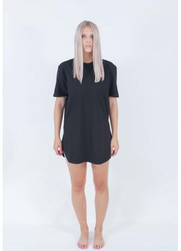 T-SHIRT CLASSIC LONG BLACK